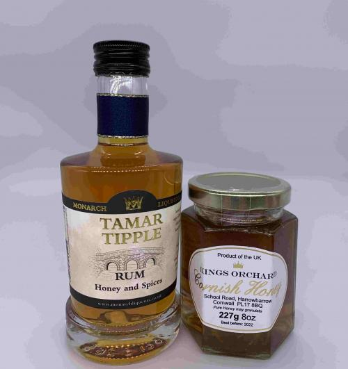 new collaboration rum and honey combo